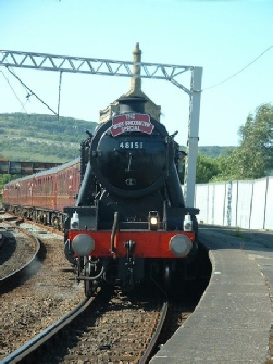 Brief Encounter Steam Special